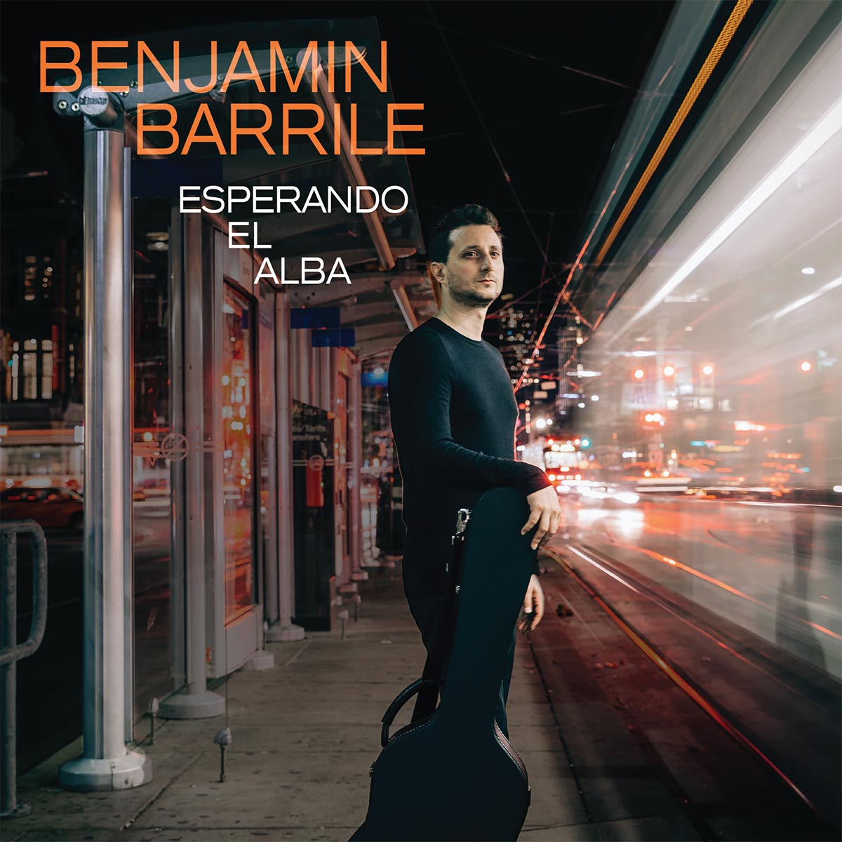 Benjamin Barrile - Esperando El Alba - Album art