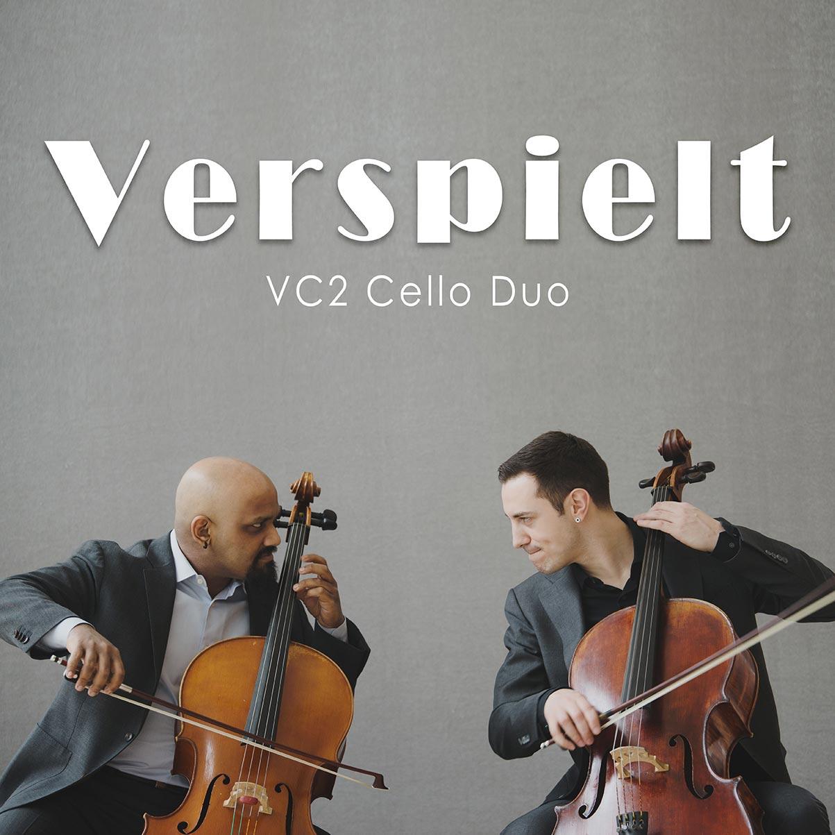 VC2 Cello Duo – Verspielt - Album art